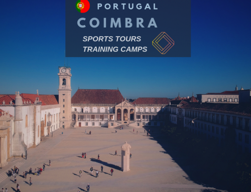 5 sporting destinations in Center of Portugal!